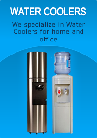 Water To Go specialize in Water Coolers