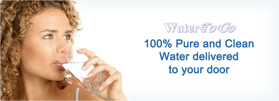 Pure and Clean Home Water Delivery
